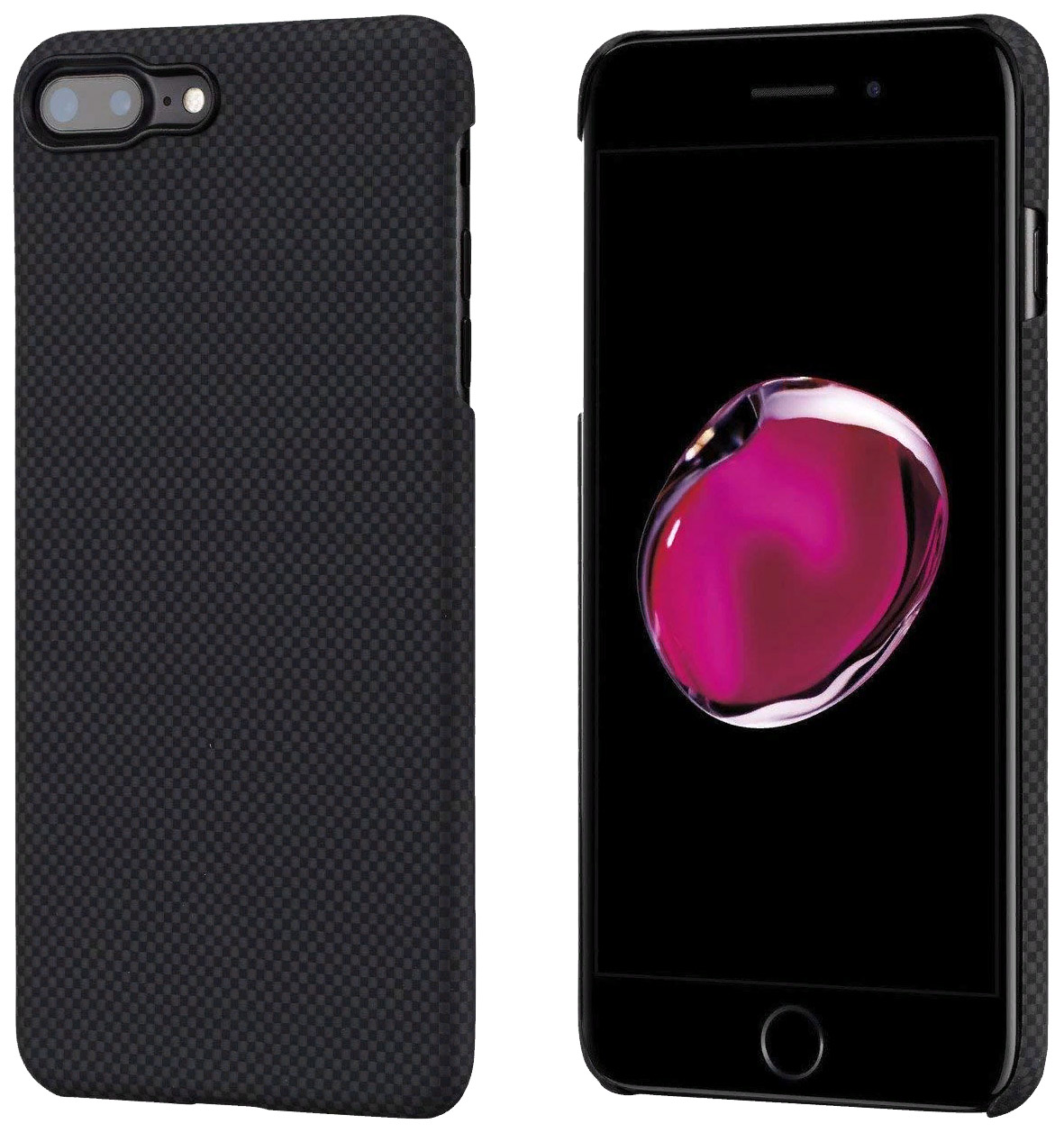Чехол Pitaka MagCase для iPhone 8 Plus Black/Grey