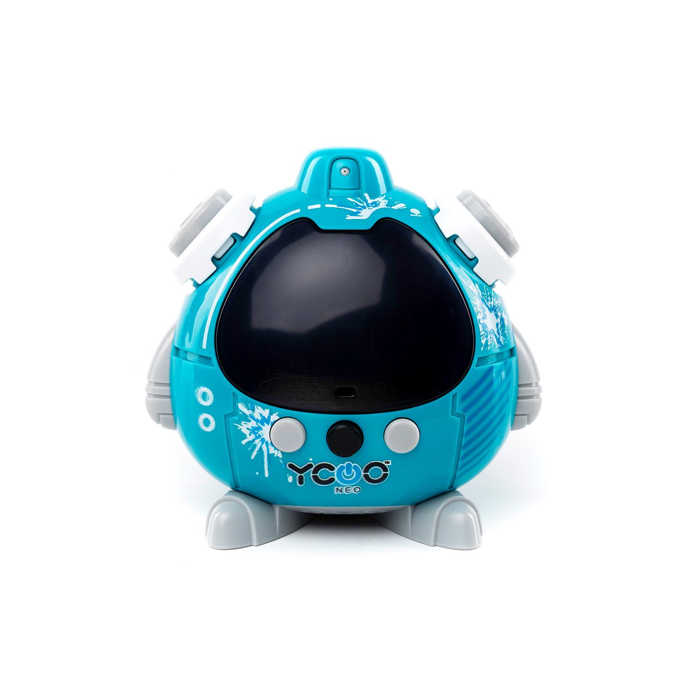 Радиоуправляемый робот Silverlit Квизи синий