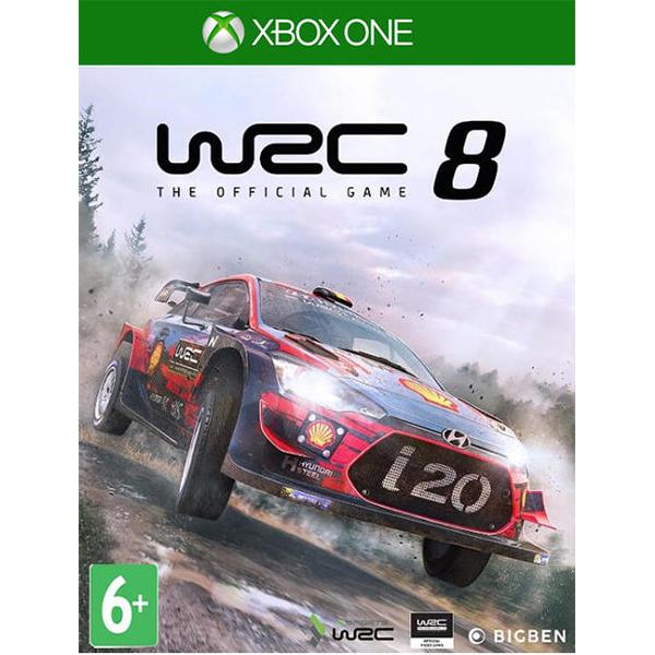 Игра WRC 8 для Xbox One фото