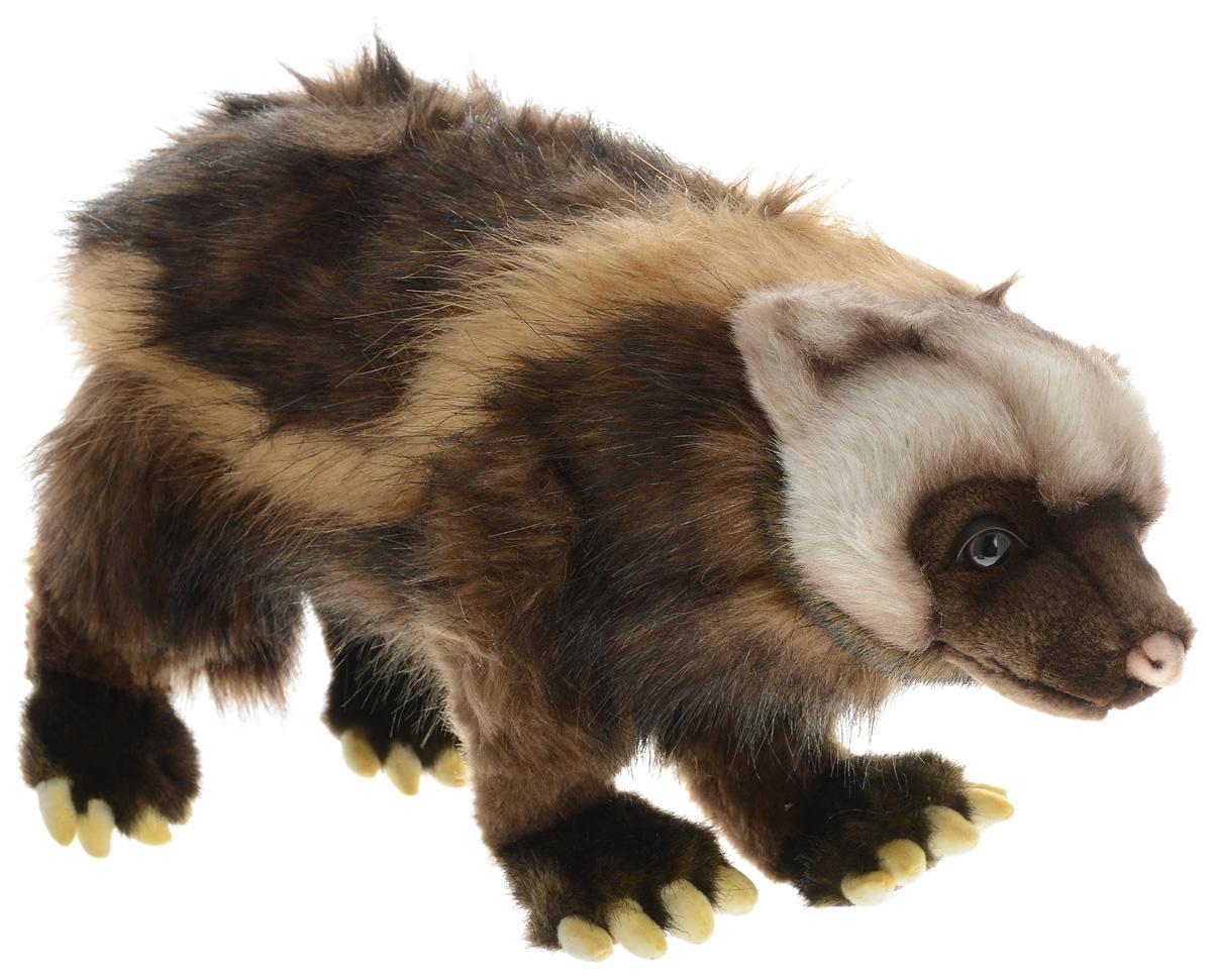 Купить Мягкая игрушка Росомаха , 50 см Hansa, Мягкие игрушки персонажи