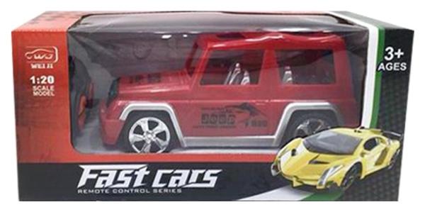Машинка на р/у Fast Car (на бат.), 1:20  Shantou