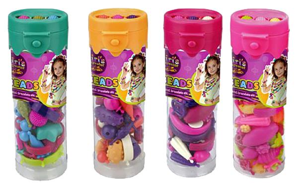 Купить Набор бусин для создания украшений Girls Creator, 50 шт. Shantou, Shantou Gepai, Рукоделие