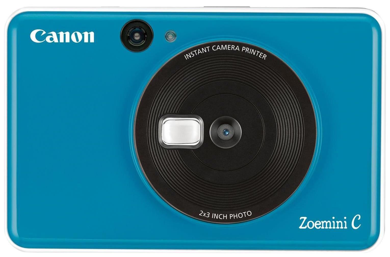 Фотоаппарат моментальной печати Canon Zoemini C Seaside