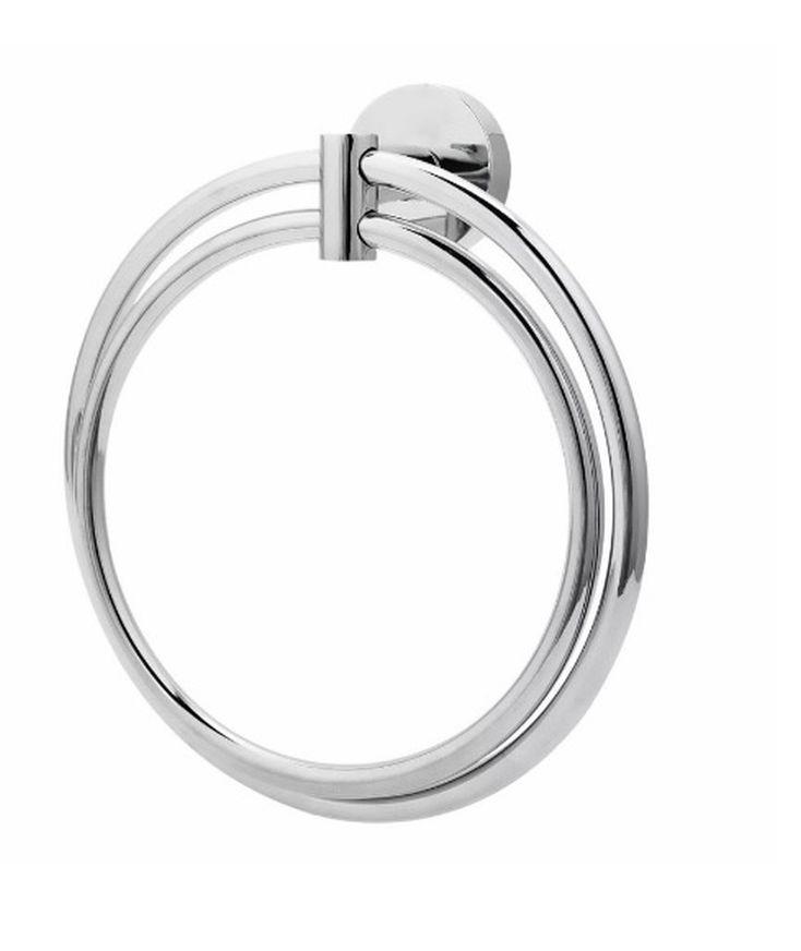 Держатель для полотенец MR Penguin кольцо 2 ое