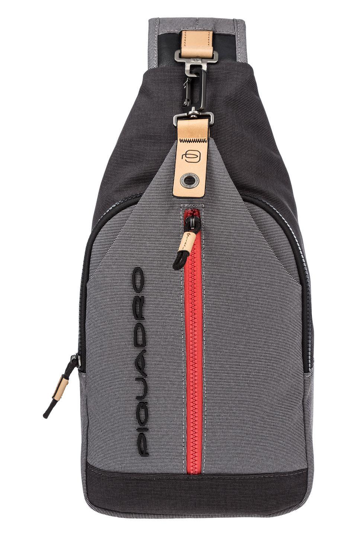 Рюкзак мужской Piquadro CA4536BL серый