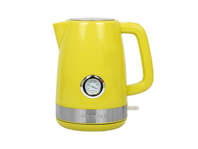 Чайник электрический Oursson EK1716P/GA