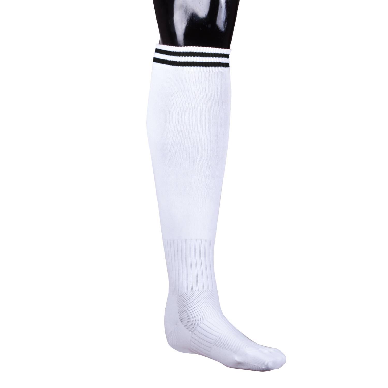 Гетры футбольные RGX белые L (43 46)