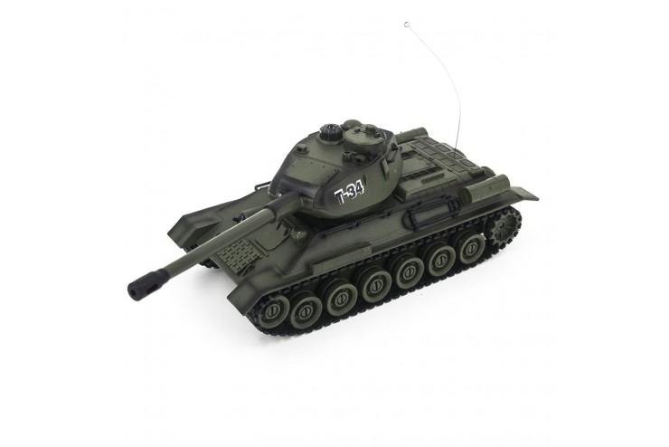 Радиоуправляемый танк Т 34 1:28 для танкового