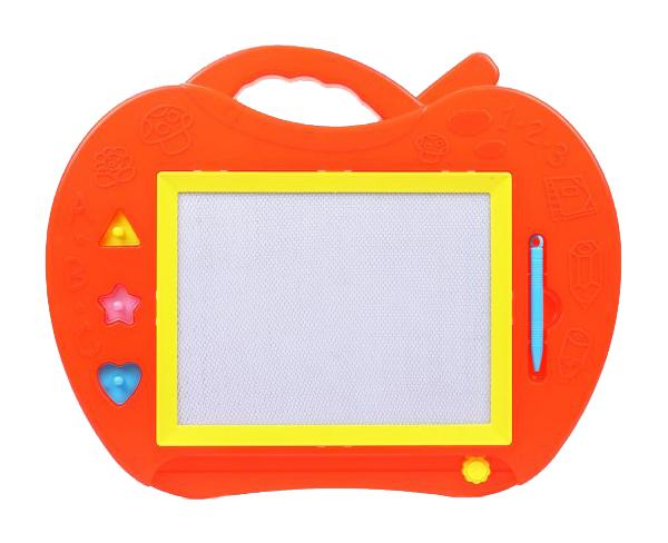 Доска для рисования Наша игрушка Ч/Б Блистер 638
