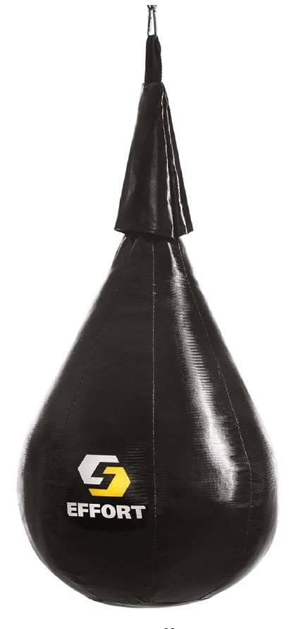 Груша боксерская EFFORT MASTER, на ленте ременной, (тент),