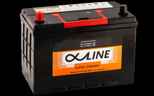 Аккумулятор ALPHALINE Super Dynamic 115D31 SD PL 12В 100Ач 850CCA 302x172x225 Прямая (+-) фото