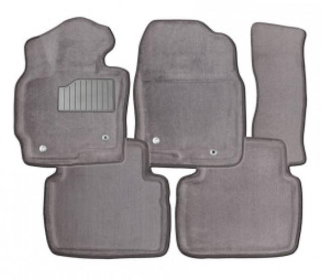 Ворсовые коврики 3D для Mazda CX-5 I 2012-2017 / 84733