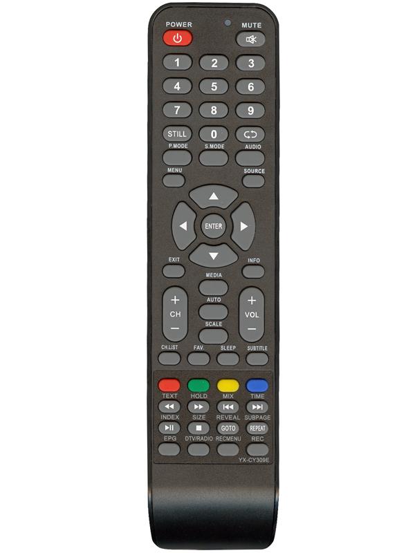 Пульт ДУ Huayu YX CY309E для телевизоров
