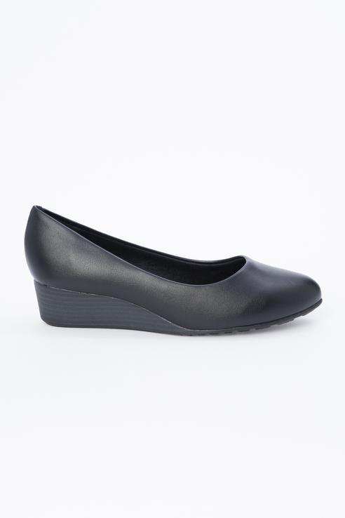 Туфли женские Calipso 261-15-BBR-01-PT черные 38 RU фото