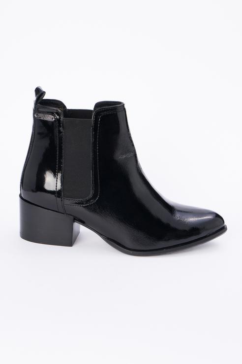Полусапоги женские Pepe Jeans PLS50311 черные 40 RU