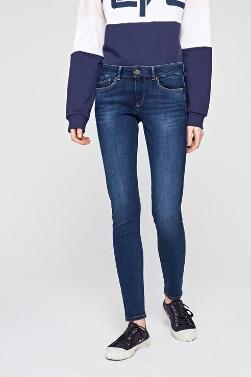 Джинсы женские Pepe Jeans PL200025DB42 синие 26/32 UK