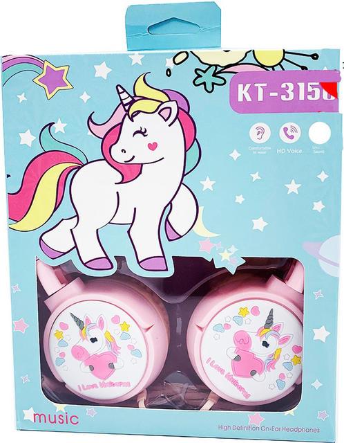 Наушники KT-3156 Unicorn