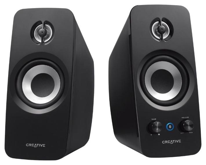 Беспроводная акустика Creative T15 Black (51MF1670AA000)