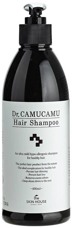 Шампунь The Skin House Dr.Camucamu Hair Shampoo 400 мл