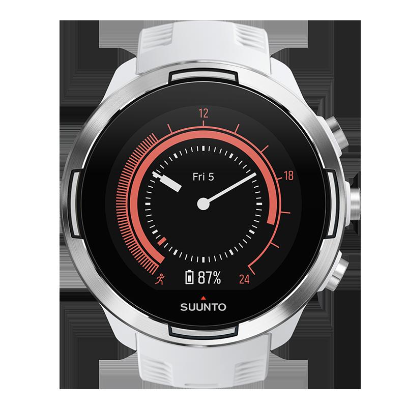 Смарт-часы Suunto 9 G1 Baro белые
