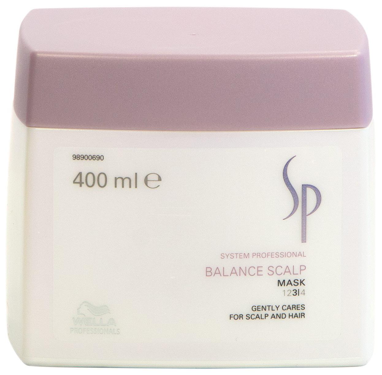 Маска для волос Wella System Professional Balance Scalp Mask 400 мл