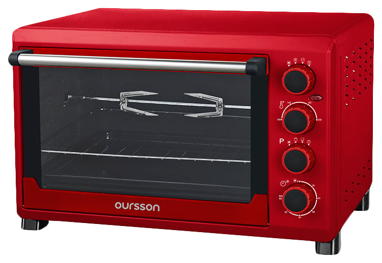 Мини печь Oursson MO3815/RD