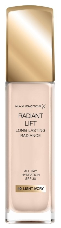Тональный крем Max Factor Radiant Lift Foundation 40 Light Ivory 30 мл