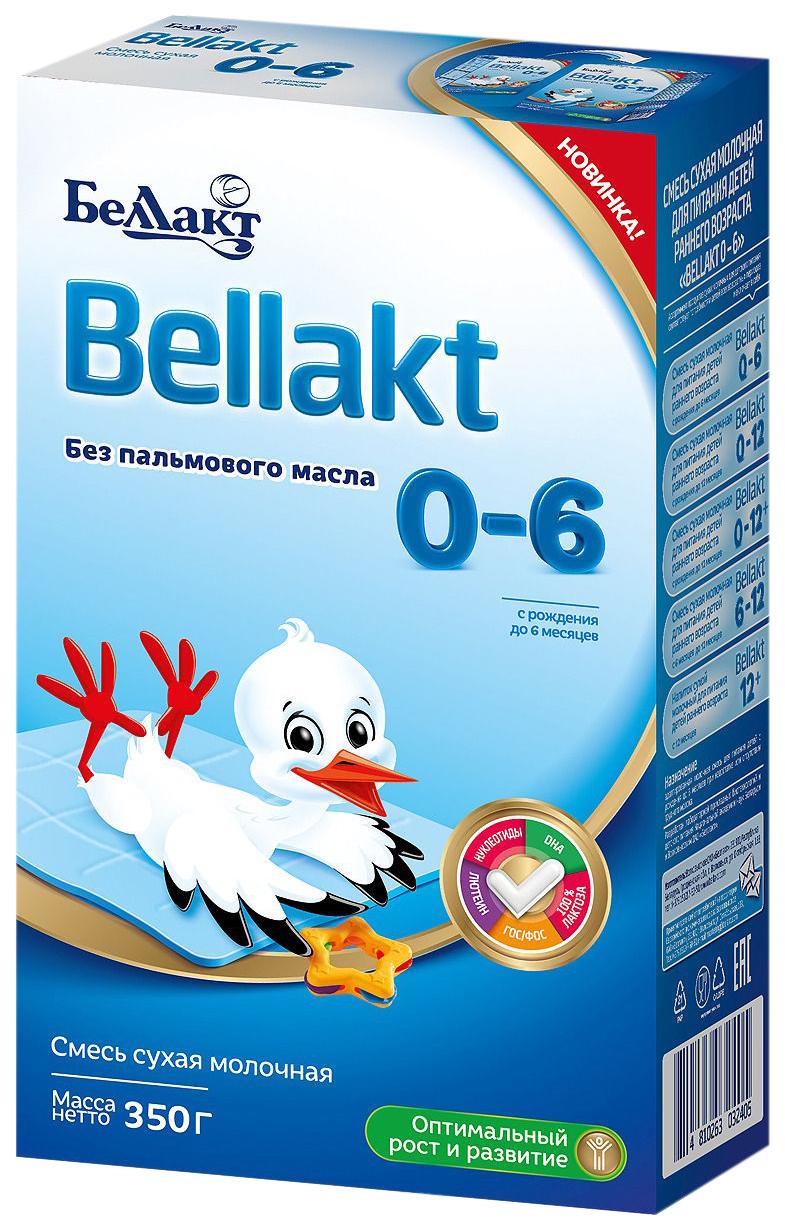 Купить Смесь сухая молочная Беллакт 0-6 350 гр /21, Детские смеси 1 (с рождения)