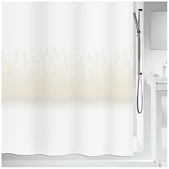 Штора для ванной Spirella Roseaux 180х180 см 1019268