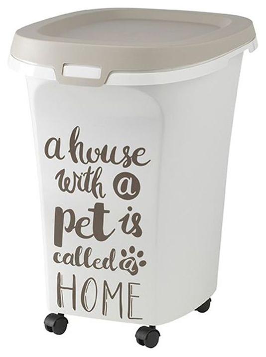 Контейнер для корма передвижной Moderna Pet Wisdom