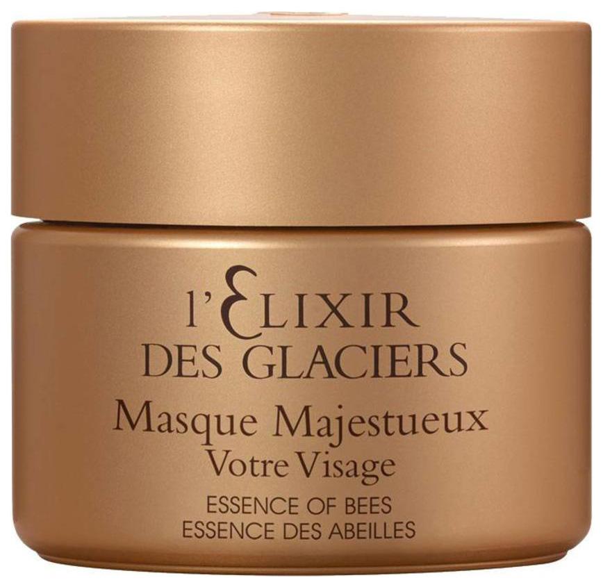 Купить Маска для лица Valmont L'elixir Des Glaciers Masque Majestueux Votre Visage 50 мл