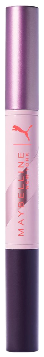Тени для век Maybelline x Puma Matte + Metallic Eyeshadow Duo Stick 02 1,65 г