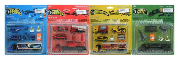 Игровой набор Junfa Toys Наборы техники 11205