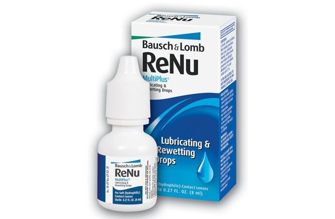 Капли для линз ReNu MultiPlus 8 мл