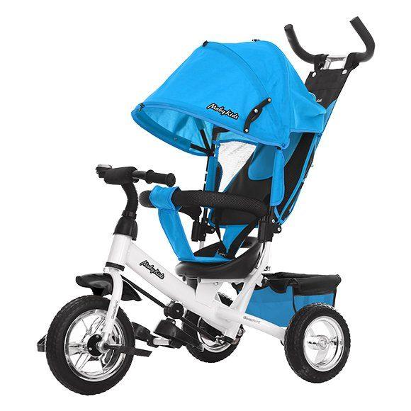 Велосипед трехколесный Comfort голубой 641221