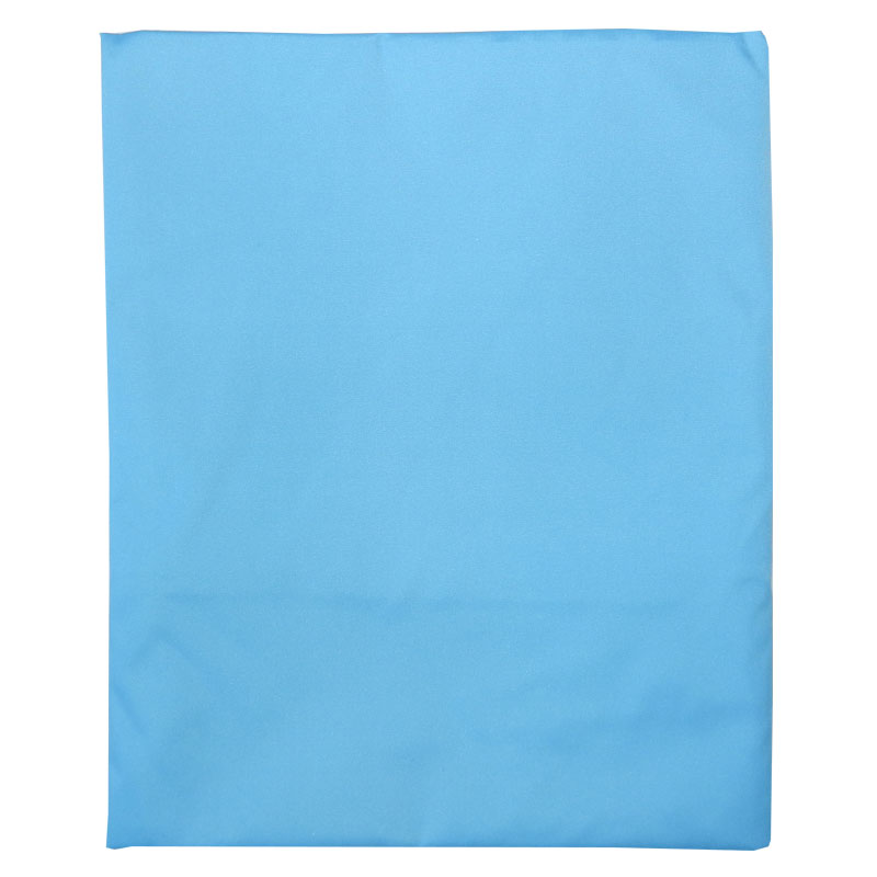 Наматрасник детский Папитто непромокаемый 125х65 Голубой 391