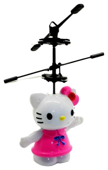 Радиоуправляемый вертолет Robocar Poli Hello Kitty 1406(HJ