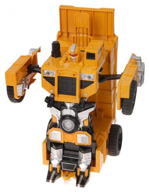Купить Радиоуправляемый робот-трансформер Meizhi Самосвал MZ-2821P, Радиоуправляемые роботы