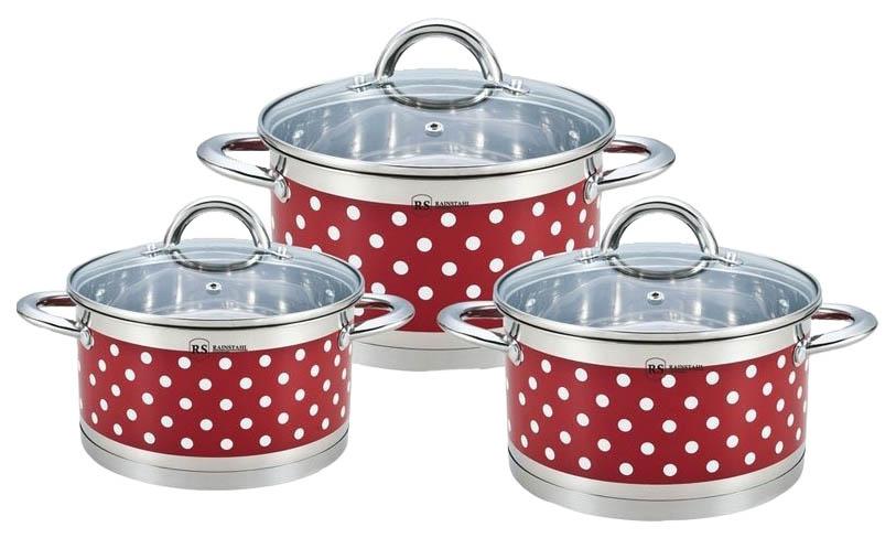 Набор посуды Rainstahl RS\\CW 1626-06 6 предметов