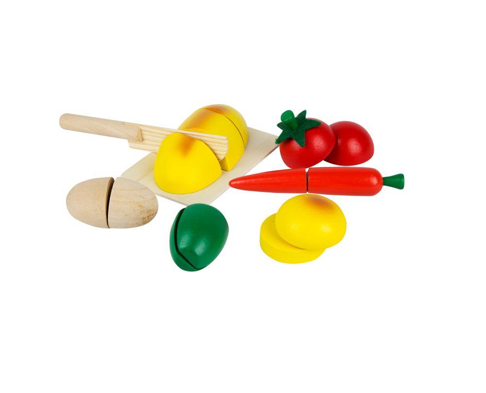 Купить Игровой набор Винтик и Шпунтик Фрукты нарезные, Игрушечные продукты