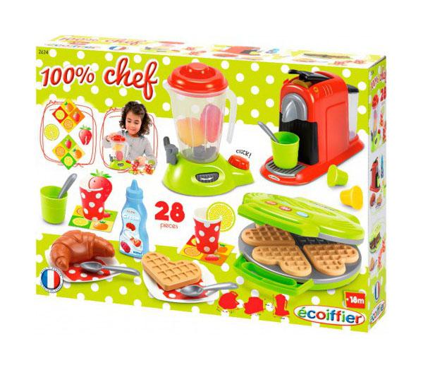 Набор кухонной техники детский Ecoiffier Chef