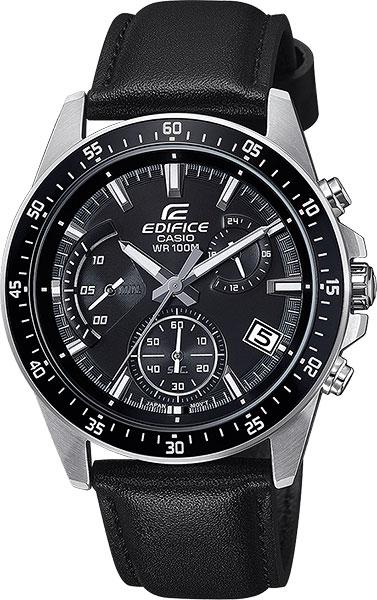Наручные часы кварцевые мужские Casio Edifice EFV-540L-1A фото