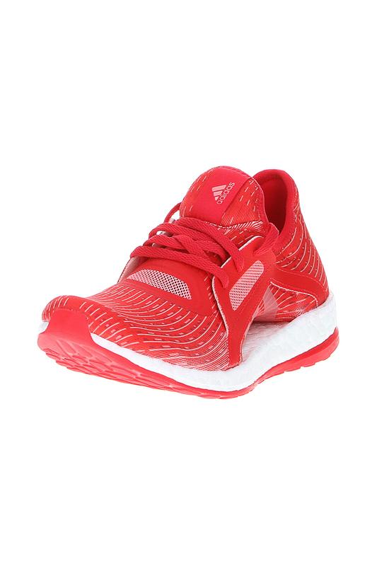 Кроссовки женские Adidas AQ3399_5 красные 37 RU