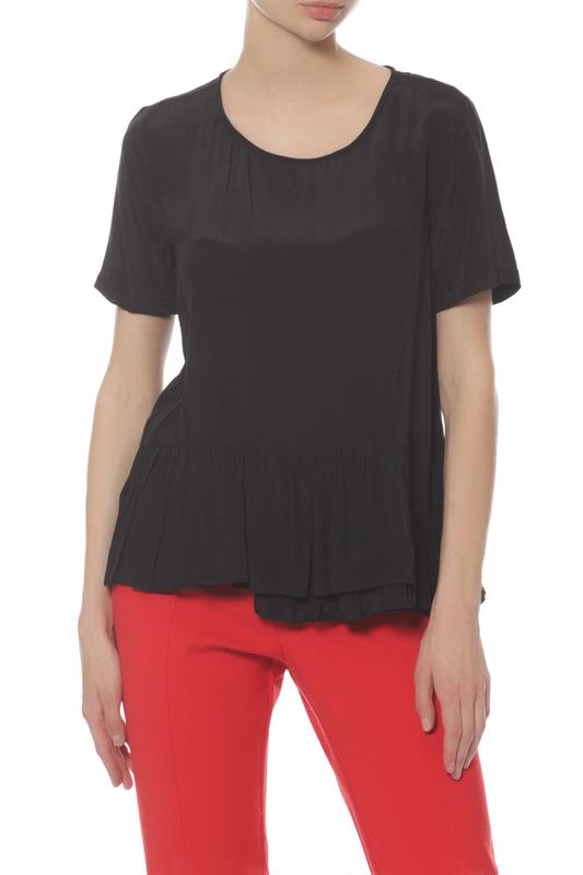 Блуза женская MANGO черная M