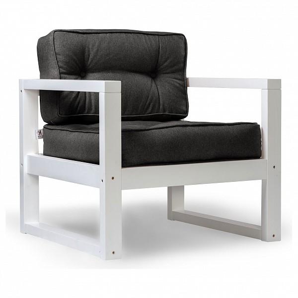 Кресло для гостиной Anderson Астер AND_122set252, черный