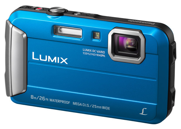 Фотоаппарат цифровой компактный Panasonic Lumix DMC FT30