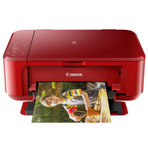 Струйное МФУ Canon PIXMA MG3640 Red