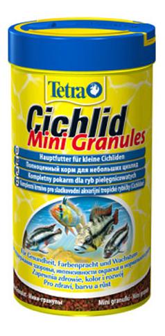 Корм для небольших цихлид Tetra Cichlid Mini