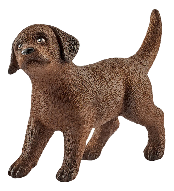 Купить Лабрадор, щенок, Фигурка животного Schleich Лабрадор, Фигурки животных