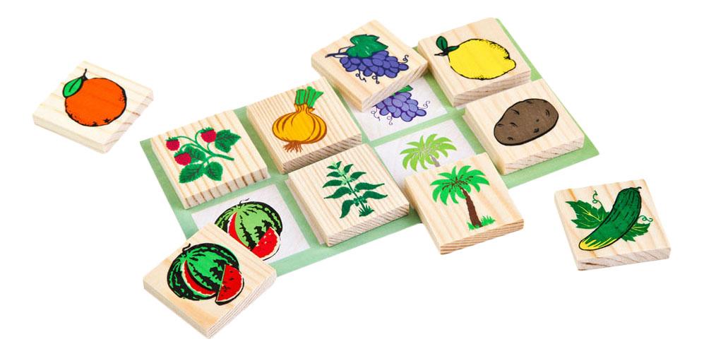 Купить Лото Растительный Мир, Семейная настольная игра Лото Томик Растительный мир, Семейные настольные игры
